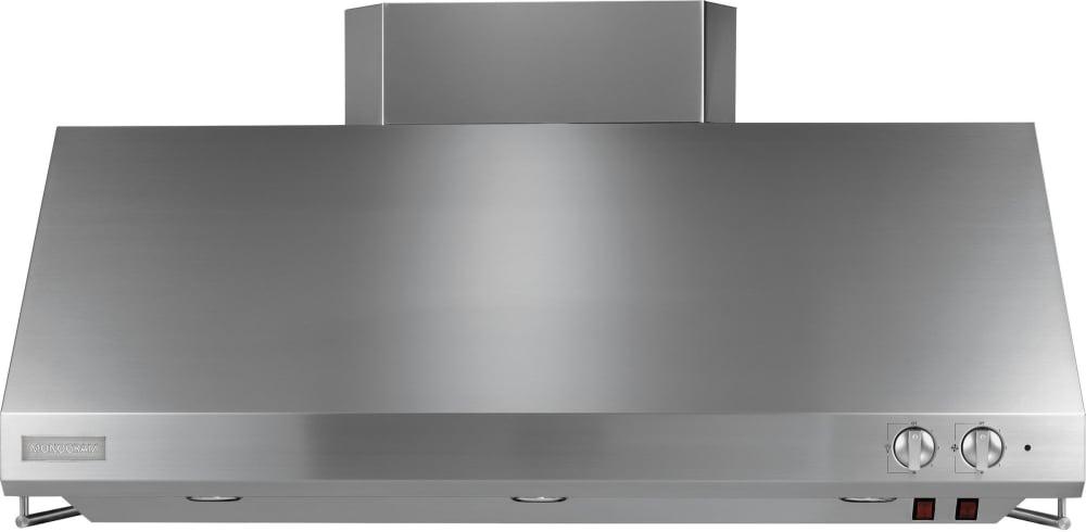 monogram zv48ssjss 48 inch professional wall mount hood with 940 cfm vertical exhaust  4