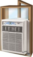 casement window air conditioner diy casement air conditioners