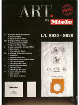 Miele 05852650 - Type L/L Dustbags