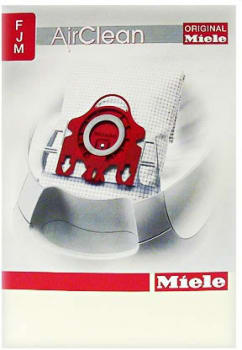 Miele AirClean Series 09338520 - Type FJM AirClean FilterBags