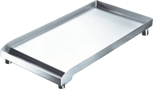 Tecnogas Superiore 099051400 - Stainless Steel Griddle