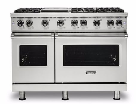 Viking Professional 5 Series VGR5486GAR - Stainless Steel Pictured