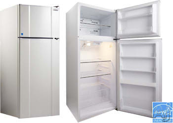 MicroFridge 103XMF4RX - 10.3 cu. ft. Top-Freezer Refrigerator