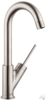 Hansgrohe Axor Starck Series 10826801 - Steel Optik Model