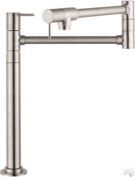 Hansgrohe Axor Starck Series 10860801 - Steel Optik Model