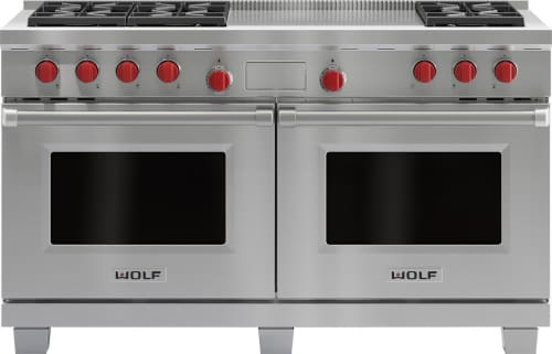 Wolf DF606FX - Front View