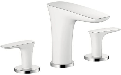 Hansgrohe PuraVida Series 15073401 - White/Chrome