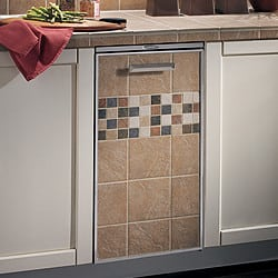 Broan Elite XE Series 15XETT - Tile Trim Door Pan Door (Tiles Not Included)