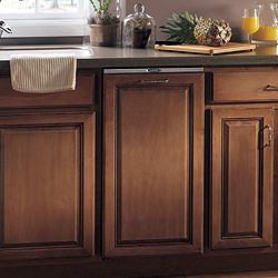 Broan Elite XE Series 15XEWT - Flat Wood Trim Door Pan