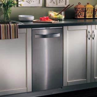 Broan Elite Series 15SS - Stainless Steel Door and Stainless-Look Trim