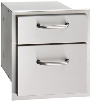 American Outdoor Grill 1615DSSD - Double Drawer