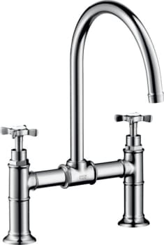 Hansgrohe Axor Montreux Series 16803821 - View of Chrome