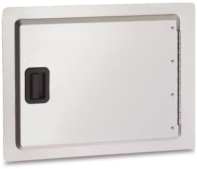 American Outdoor Grill 1724SD - Single Access Door with Black Latch