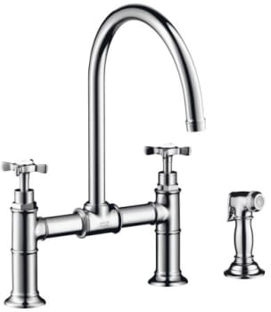 Hansgrohe Axor Montreux Series 16808821 - Shown with Chrome Finish
