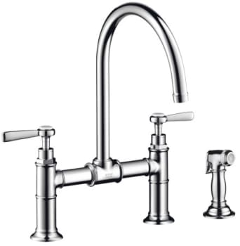 Hansgrohe 16818821 - Shown in Chrome Finish