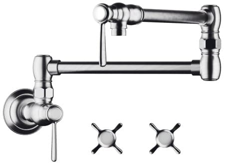 Hansgrohe 16859 - Chrome Finish