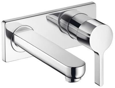 Hansgrohe Metris S Series 31163821 - Shown in Chrome