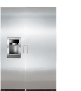 Miele Mirefr48 Side By Side Column Refrigerator Amp Freezer