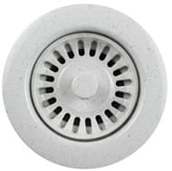 Houzer 1909566 - Granite White Color Disposal Flange