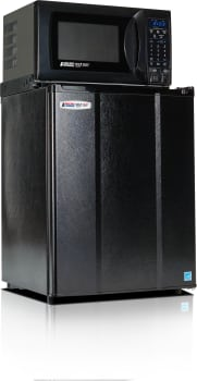 MicroFridge 23MF47D1 - 2.28 cu. ft. Compact Refrigerator with 700 Watt Microwave (Black)