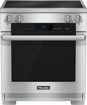 "Miele M-Touch Series HR1622I - 30"" Induction Range"