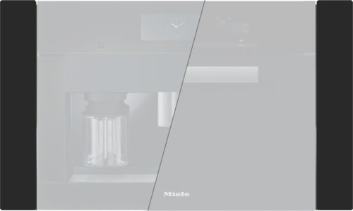 Miele PureLine Series EBA6808MCOBSW - Front View