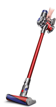 Dyson V6 Series Cordless Vacuum Cleaner 20956001 - In Use View