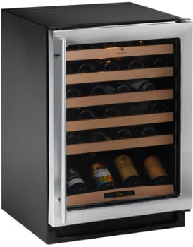 U-Line Wine Captain 2000 Series 2175WCCS00 - Stainless Steel