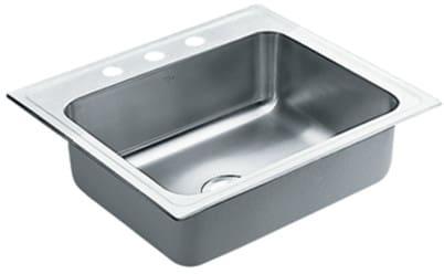 Moen Commercial 22106 - Stainless Steel
