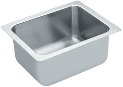Moen Commercial 22124 - Stainless Steel