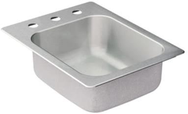 Moen Commercial 22127 - Stainless Steel