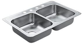 Moen Excalibur 22827 - 4 Faucet Holes