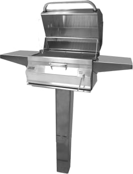 Fire Magic Charcoal Legacy Collection 22SC01CG6 - 22S In-Ground Charcoal Grill
