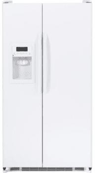 GE GSH22JGDWW - White