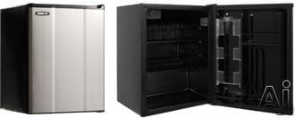 MicroFridge 23MF4RS - Front View