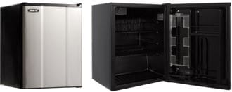 MicroFridge 23MF4 - Stainless Steel