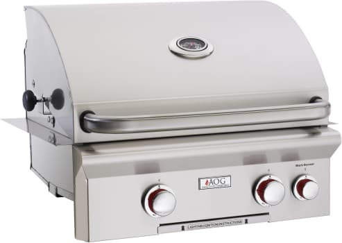 "American Outdoor Grill 24NBT - 24"" T Series Grill with Push-to-Light Piezo Ignition System"