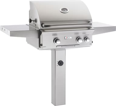 "American Outdoor Grill 24NGL - 24"" L Series Grill with Electronic Push Button Ignition System"