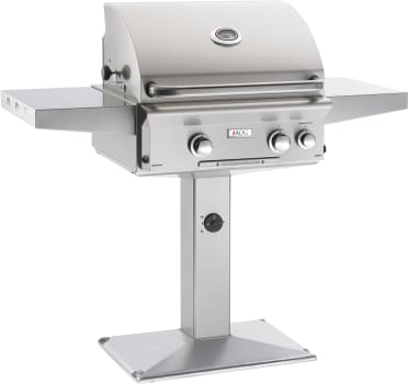 "American Outdoor Grill 24NPL00SP - 24"" L Series Grill with Electronic Push Button Ignition System"