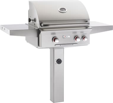 "American Outdoor Grill 24NGT00SP - 24"" T Series Grill with Push-to-Light Piezo Ignition System"