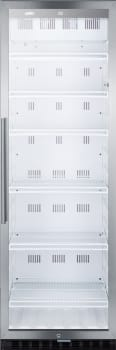 """Summit Commercial Series SCR1400W - 24"""" Commercially Approved Beverage Merchandising Center"""
