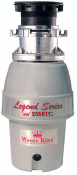 Waste King Legend Easy Mount Series 2600TC - Featured View