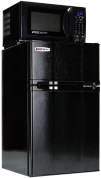 MicroFridge 31MF47D1 - 3.1 cu. ft. Compact Refrigerator with 700 Watt Microwave (Black)
