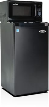 MicroFridge Snackmate Series 32SM4A7A1 - 3.2 cu. ft. Compact Refrigerator with 700 Watt Microwave