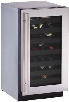 U Line Modular 3000 Series 3018WCS00 - Stainless Steel Right Hinge Door Swing