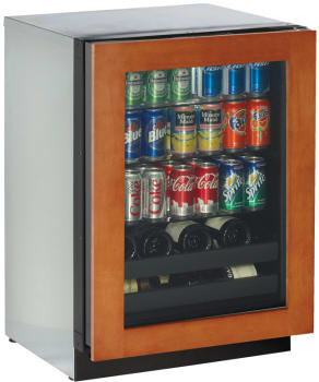 "U Line Modular 3000 Series 3024BEVOL00 - 24"" Beverage Center"
