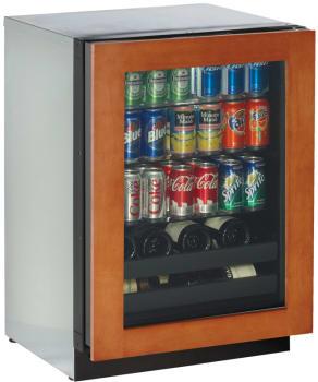 "U-Line Modular 3000 Series 3024BEVOL00 - 24"" Beverage Center"