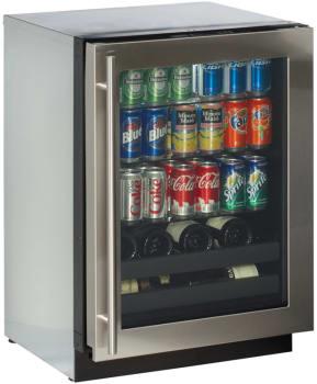 "U Line Modular 3000 Series 3024BEVS00 - 24"" Beverage Center"