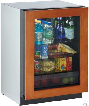 "U Line Modular 3000 Series 3024RGLOL00 - 24"" Compact Refrigerator"