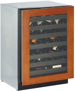 "U Line Modular 3000 Series 3024WCOL00 - 24"" Compact Wine Storage"